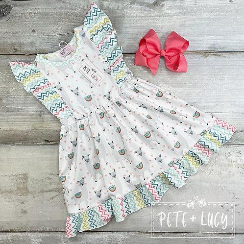 Llama Mama Dress