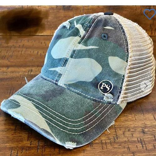 Camo Mama Trucker Hat