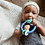Thumbnail: Ritzy Dino Silicone Rattle Teether