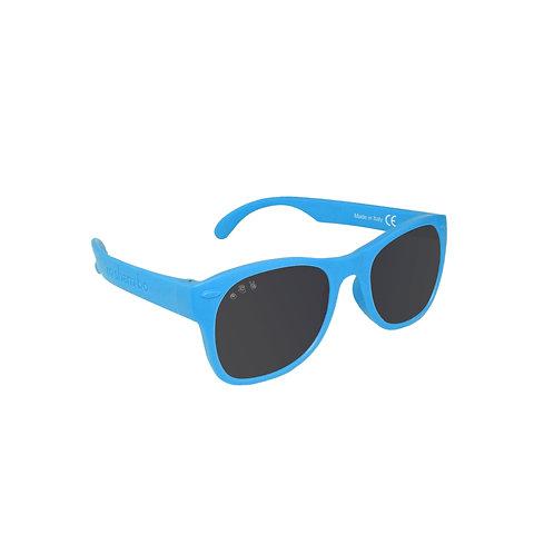 Roshambo Zach Morris Blue unbreakable toddler sunglasses (ages 2-4)