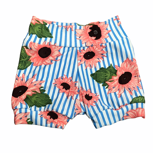 Sunflower Striped Shorties