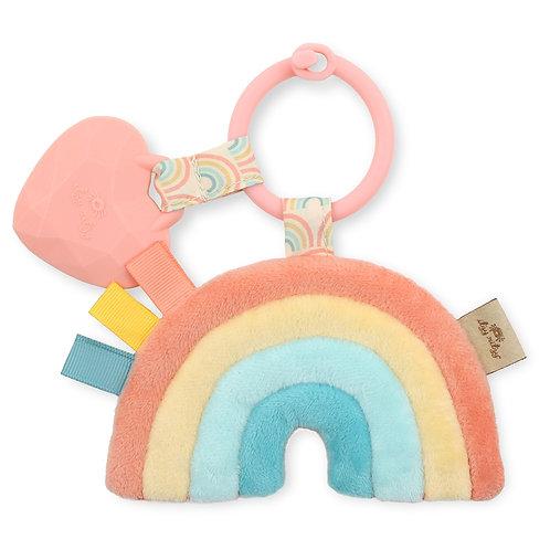 Rainbow Itzy Plush Pal + Teether