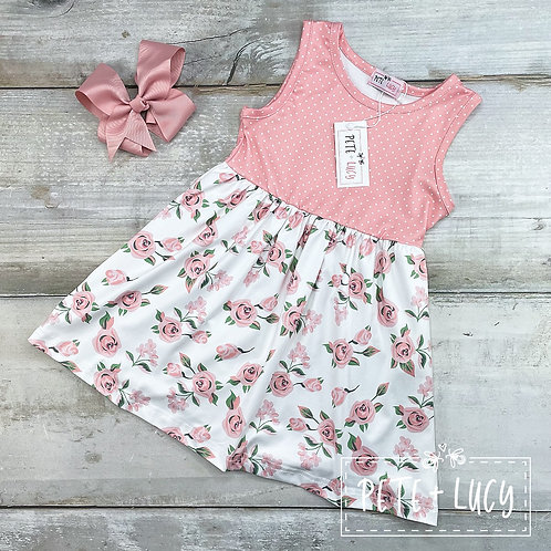 Morning Rose Dress