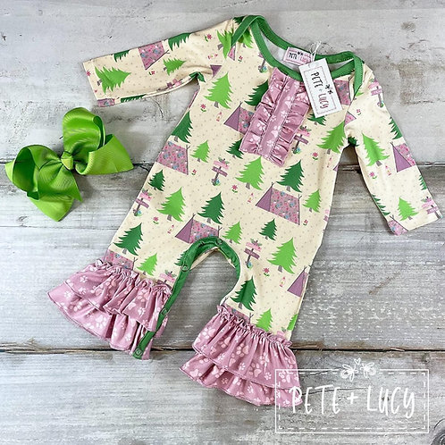 Time For A Hike Romper (18-24 months)