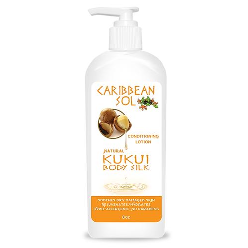 Caribbean Sol Kukui Body Silk After Sun Lotion