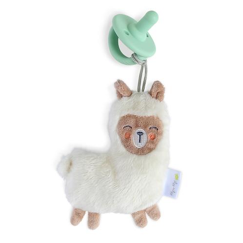 Llama Sweetie Pal- Pacifier + Animal