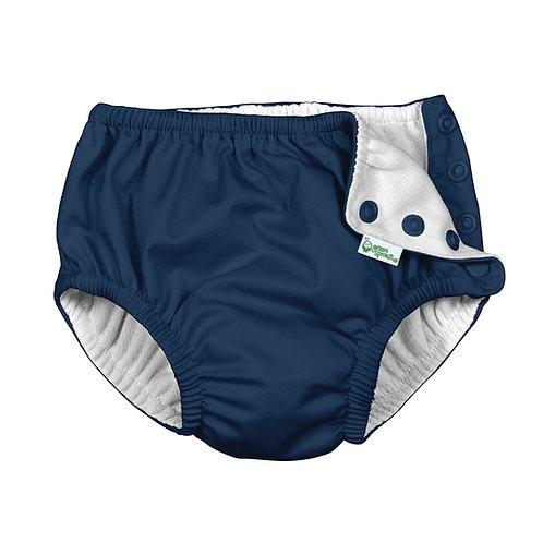 Navy Swim Diaper