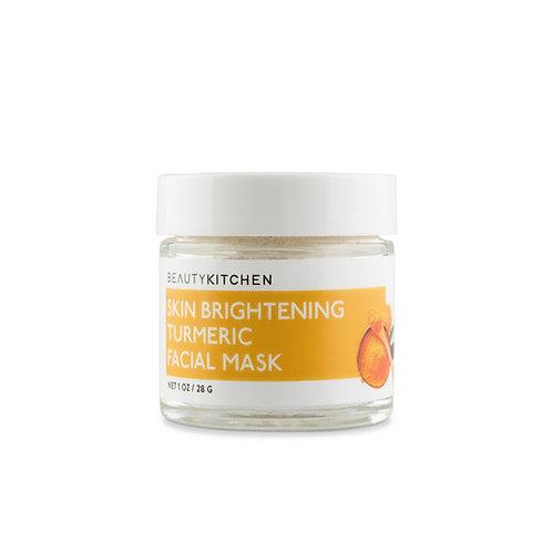 Skin Brightening Tumeric Facial Mask