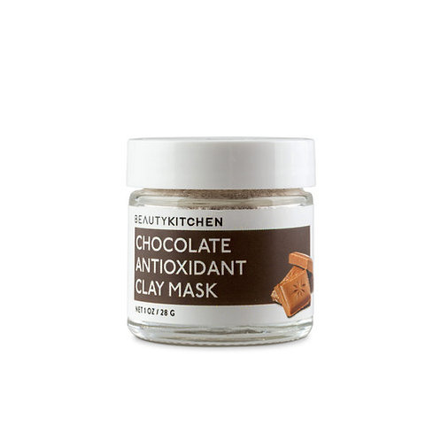 Chocolate Antioxidant Clay Mask