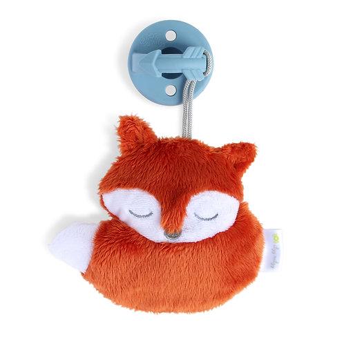 Fox Sweetie Pal- Pacifier + Animal