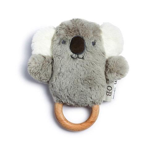 Koala Wooden Baby Teether