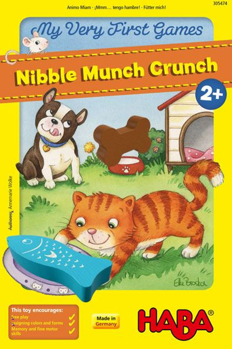 My Very First Games- Nibble Munch Crunch