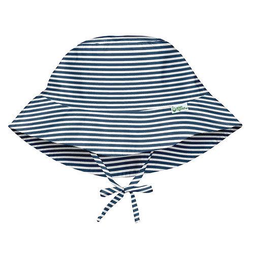 Navy Striped Sun Hat 1 in stock 9-18 months