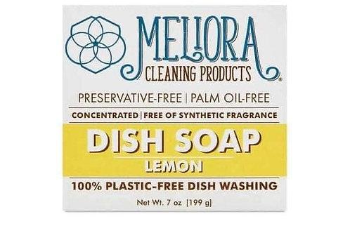 Lemon Plastic Free Dish Soap