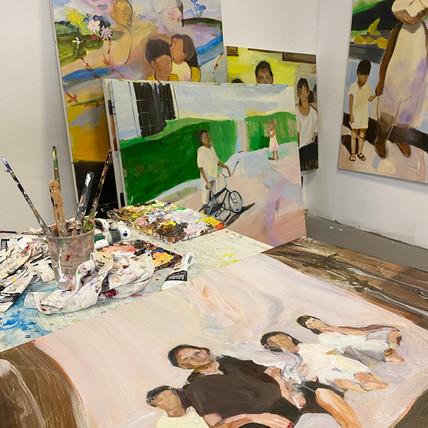 Studio (re)Visit with MATILDA FORSBERG