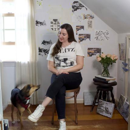VISUAL ESSAY with Alyssa Fanning