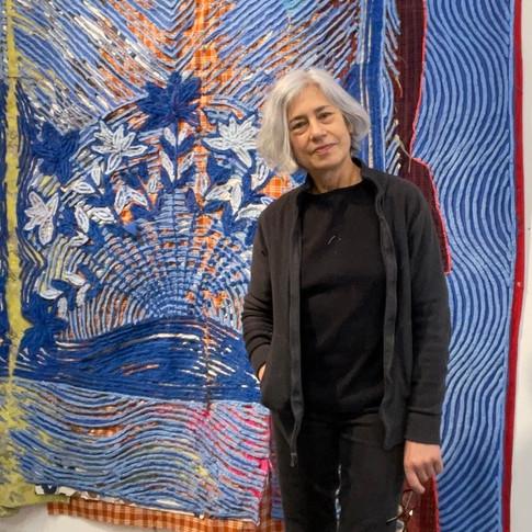 Studio Visit with ELANA HERZOG