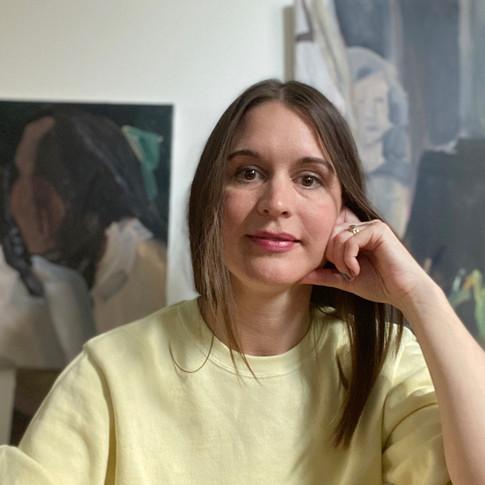 Studio Visit with MATILDA FORSBERG