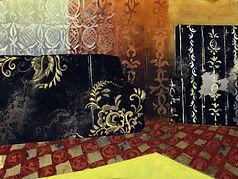 Eaton Way (Living Room), 5.5in x 7.5in,