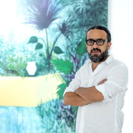 Studio Visit with BASHAR ALRHOUB