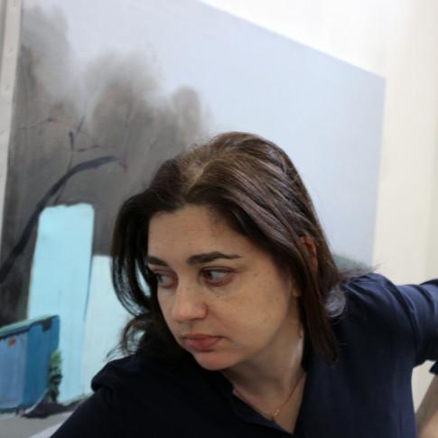 Studio Visit with NOA CHARUVI