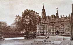 Imperial Hotel early 1900s