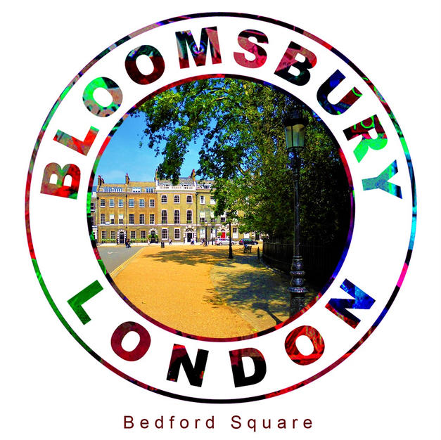 Bedford Square and Gardens, Bloomsbury London