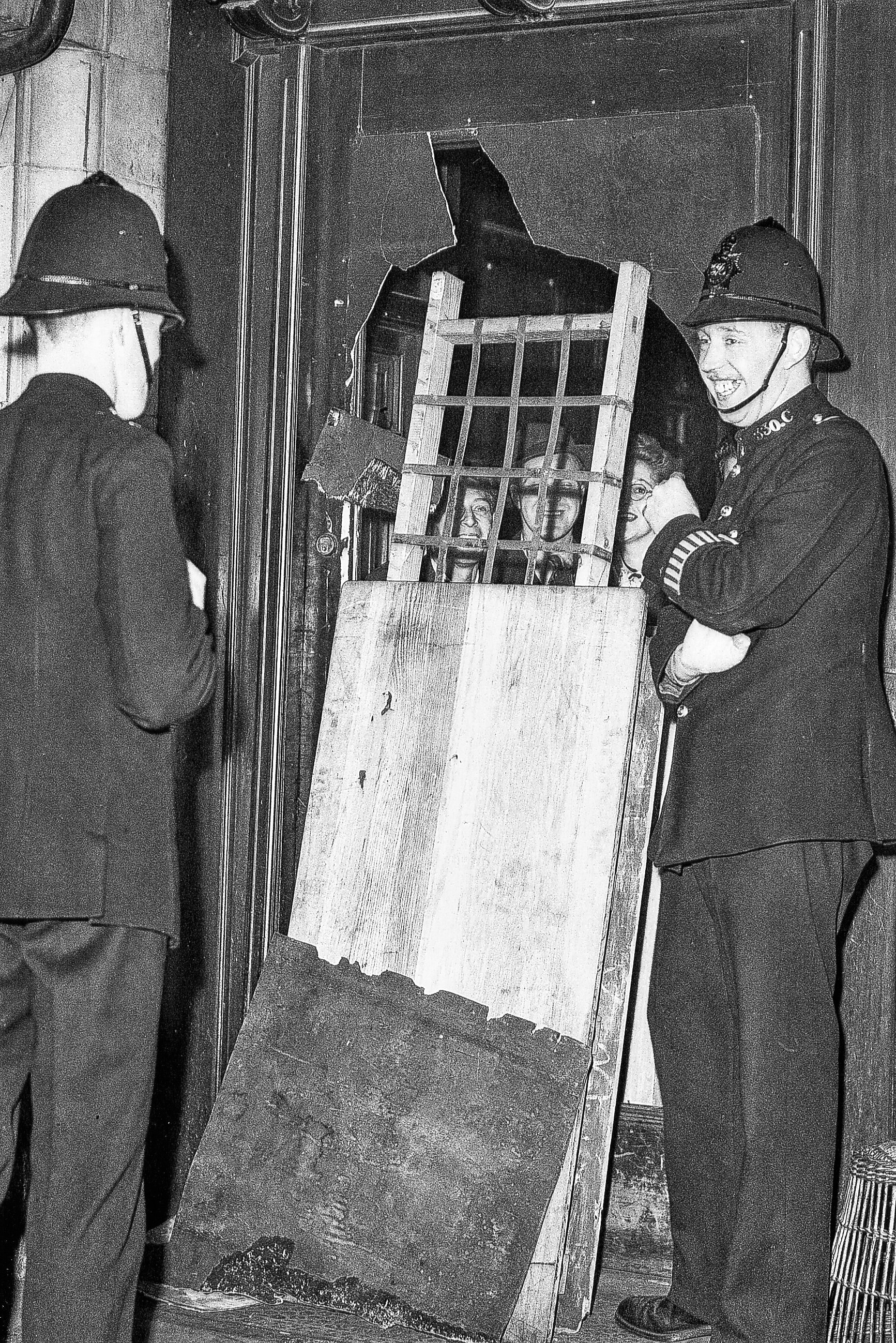 Home Front Squatters of 1946