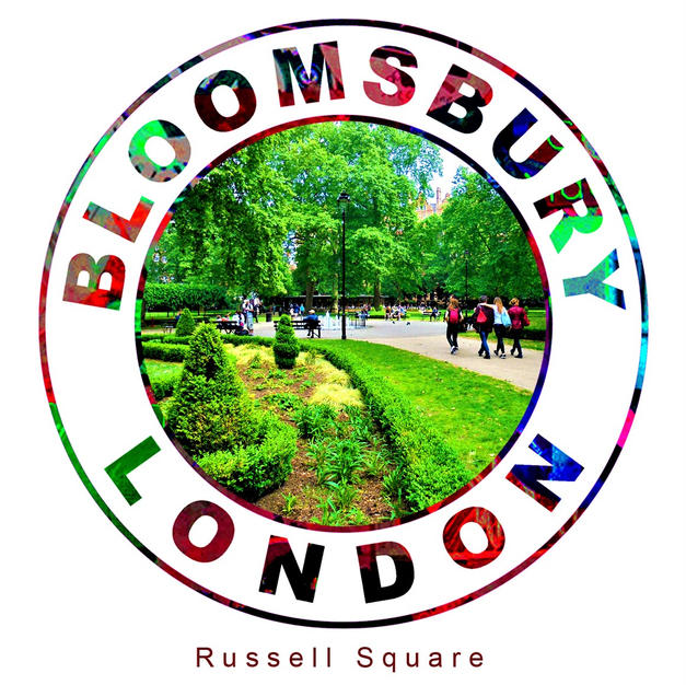 Russell Square, Bloomsbury London