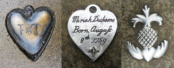 Marchmont Street, Foundling Tokens