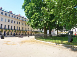Fitzroy Square and Garden