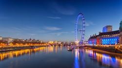 London Eye Ferris Wheel, London