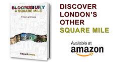 London Bloomsbury guide book Edward Arno