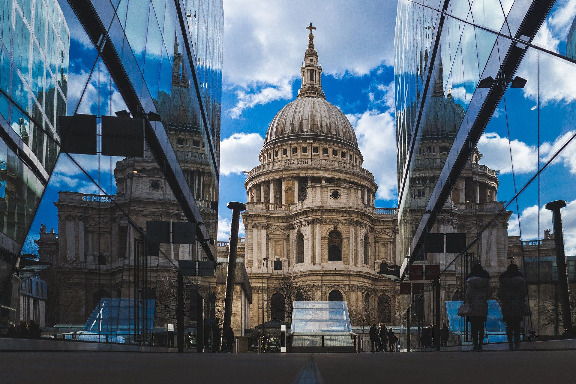 St. Paul's Cathedral London, England Architecture