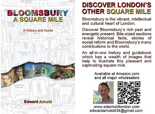 London Travel Guide Bloomsbury A Square
