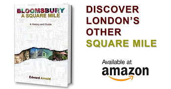 London Bloomsbury guide book by Edward A