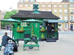 Cabmen's Shelter Russell Square
