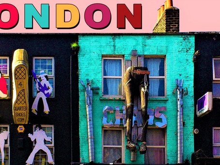 Camden Town London: A Break from Convention
