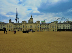 Horse Guards Parade, Whitehall Pl,  Westminster London