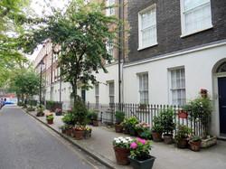East side of Great Ormond Street