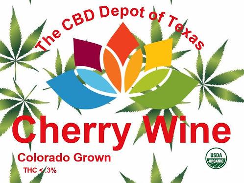 Cherry Wine CBD Flower