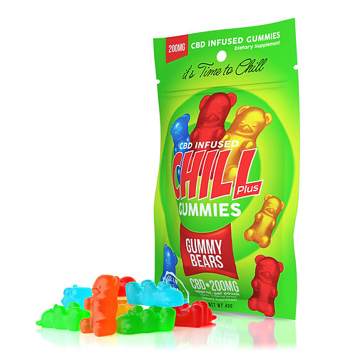 Gummy Bears - 200mg