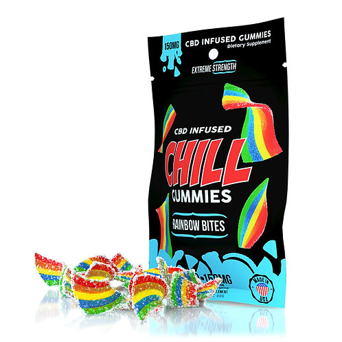 Rainbow Bites - 150mg