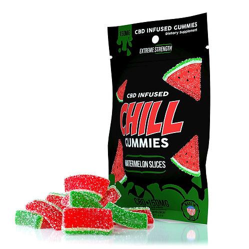 Watermelon Slices - 150mg