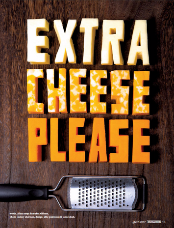 Extra Cheese Please