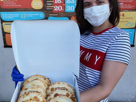 Catching Up During Corona: HalfMoon Empanadas