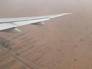 African Adventure: Dubai Pit Stop