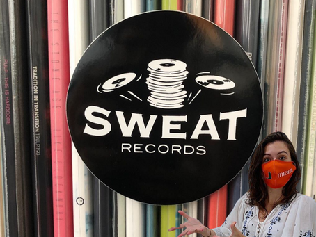 Catching Up During Corona: Sweat Records