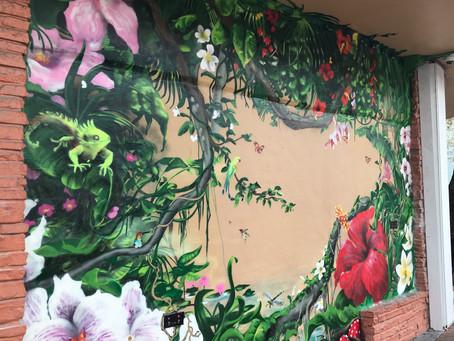 ALIVE: Miami's First Interactive Mural