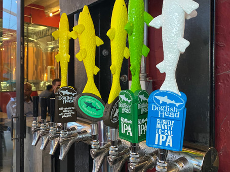 Dogfish Head Starts Residency at Concrete Beach Brewery